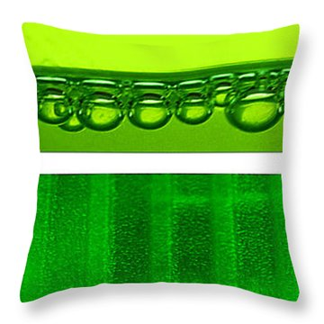 Do The Dew Throw Pillow