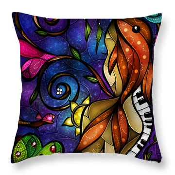 Do You Remember Throw Pillow