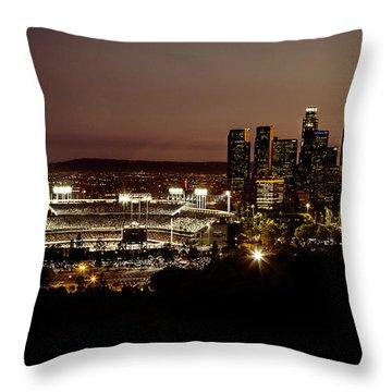 Stadium Throw Pillows