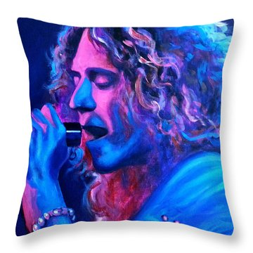 Does Anybody Remember Laughter? Throw Pillow