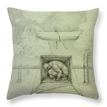 Dogma Throw Pillow