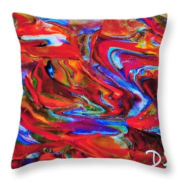 Dogonit Throw Pillow
