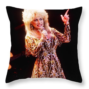 Dolly - Fs000266 Throw Pillow