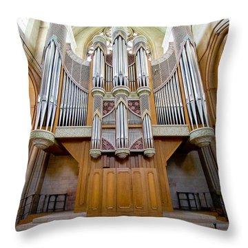 Dom Paulus  Throw Pillow