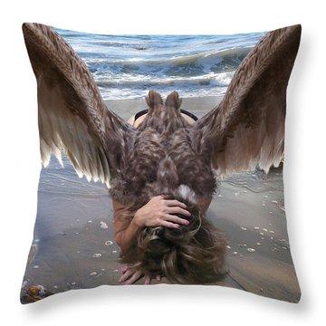Don't Deny Him Throw Pillow