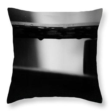 Dont Fix Me Im Not Broken  Throw Pillow by Jessica Shelton