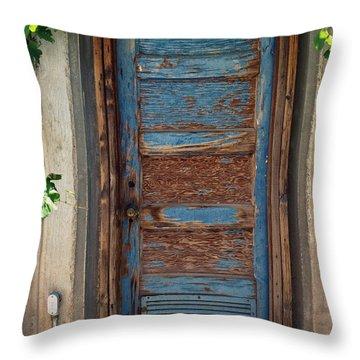 Lusk Farm Throw Pillow