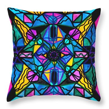 Dopamine Throw Pillow