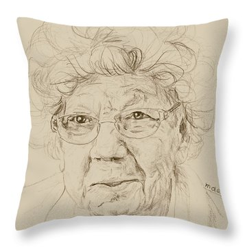 Doris Throw Pillow