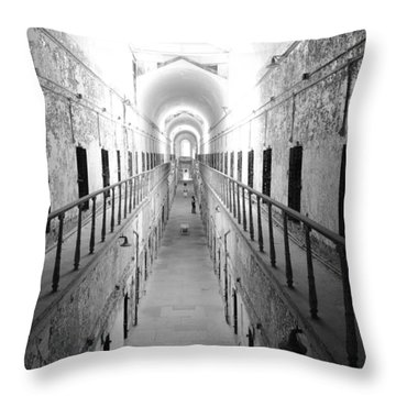 Double Decked Throw Pillow