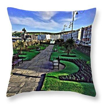 Douglas Park Throw Pillow