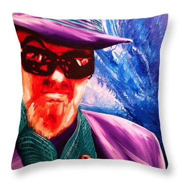 Jazz Throw Pillows