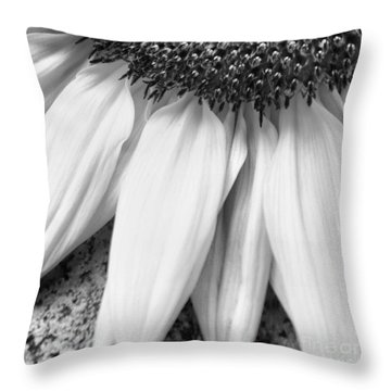 Drained And Still Beautiful Throw Pillow