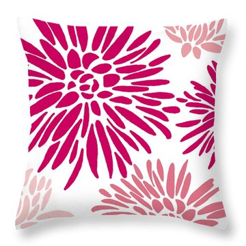 Drama Queen Throw Pillow
