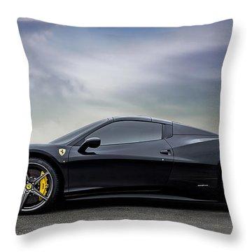 Dream #458 Throw Pillow
