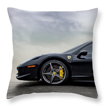 Dream #458 Throw Pillow