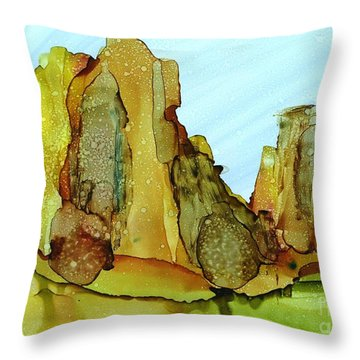 Dream Catcher Country Throw Pillow