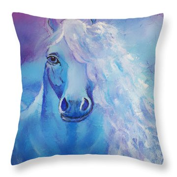 Dream Catcher Throw Pillow by The Art With A Heart By Charlotte Phillips