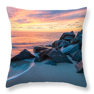 Dream In Colors Throw Pillow