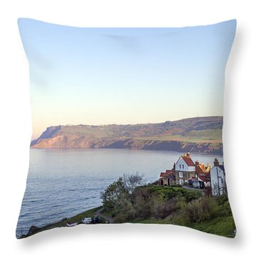 Dream In The Boundary Waters Throw Pillow