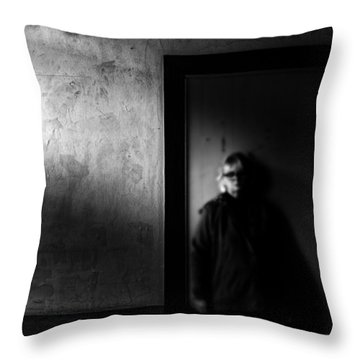 Dream It Wish It Throw Pillow by Bob Orsillo