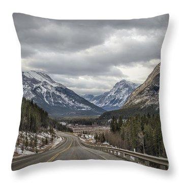 Dream Journey Throw Pillow
