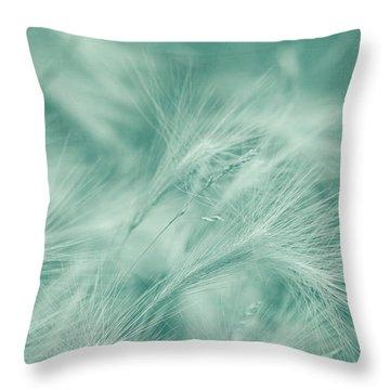 Dream Throw Pillow by Kim Hojnacki