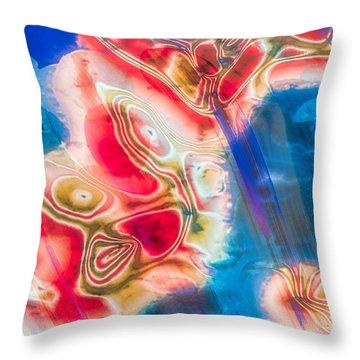 Dream Nebulae Throw Pillow