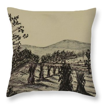 Dream Of Home Throw Pillow