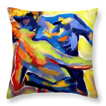 Dream Of Love Throw Pillow
