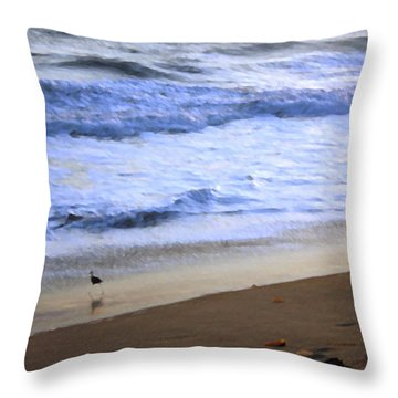 Dream On Dream Away Throw Pillow