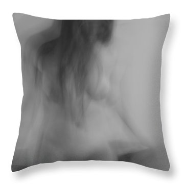 Dream Series 1 Throw Pillow by Joe Kozlowski