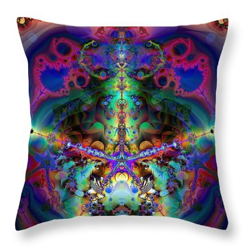 Dream Star Throw Pillow