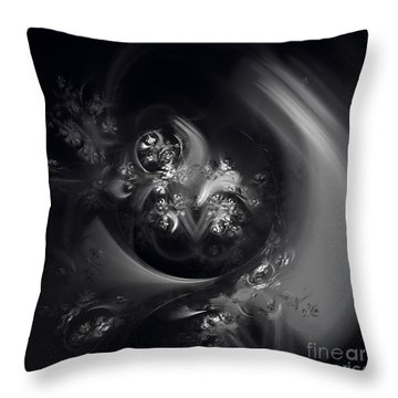 Throw Pillow featuring the digital art Dream State by Arlene Sundby