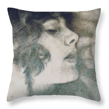 Dreaming II Throw Pillow