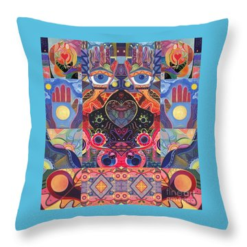 Dreaming Is Free Throw Pillow