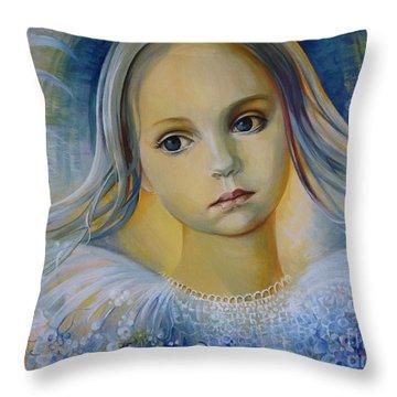 Dreaming Of Flight Throw Pillow
