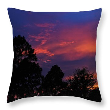 Dreaming Of Mobile Throw Pillow