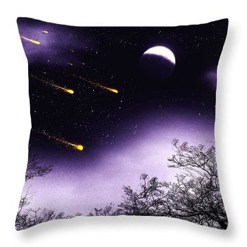 Dreams Come True Throw Pillow