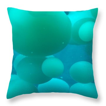 Dreams Throw Pillow by John Glass