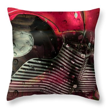 Dreams Of Past Glory Throw Pillow