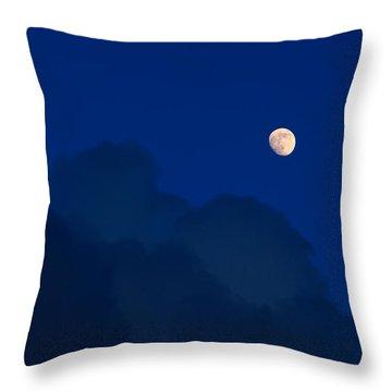 Dreamscape Throw Pillow by Jonathan Gewirtz