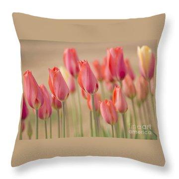 Dreamscape Throw Pillow by Nick  Boren