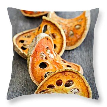 Segment Throw Pillows