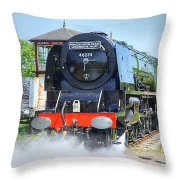 Duchess Of Sutherland Throw Pillow