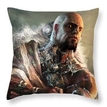 Duels Of The Planeswalkers 2014 Persona Four Throw Pillow