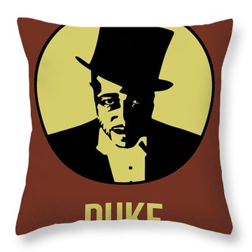 Duke Throw Pillows