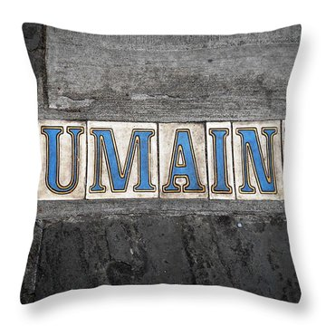 Dumaine Throw Pillow
