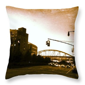 West Street Throw Pillow