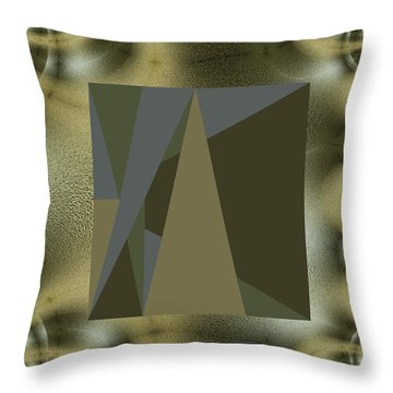 Duvet Geometrica Throw Pillow